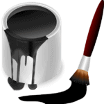 Paint Brushes for Edging